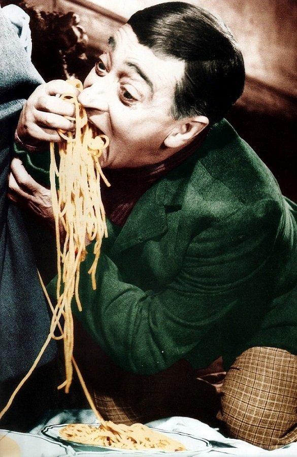 Home spaghetteria Miseria e nobilta